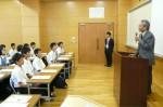 平成25年度 体験入学<春日東中学校>【4】