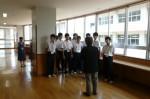 平成25年度 体験入学<春日東中学校>【9】