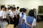 平成25年度 体験入学<春日東中学校>【15】