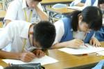 平成25年度 体験入学<春日東中学校>【25】