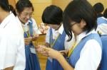平成25年度 体験入学<春日東中学校>【36】