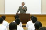 平成25年度 体験入学<三国中学校>【2】