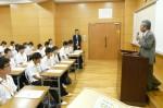 平成25年度 体験入学<三国中学校>【3】