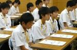 平成25年度 体験入学<三国中学校>【4】