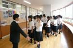 平成25年度 体験入学<三国中学校>【9】