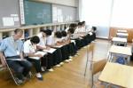 平成25年度 体験入学<三国中学校>【13】