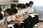 平成25年度 体験入学<三国中学校>【14】