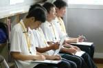 平成25年度 体験入学<三国中学校>【17】