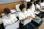 平成25年度 体験入学<三国中学校>【18】