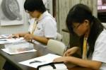 平成25年度 体験入学<三国中学校>【22】