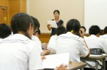 平成25年度 体験入学<三国中学校>【26】