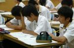 平成25年度 体験入学<三国中学校>【28】