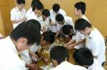 平成25年度 体験入学<三国中学校>【32】