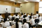 平成25年度 体験入学<三国中学校>【40】