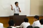 平成25年度 体験入学<三国中学校>【41】
