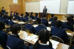 平成25年度 体験入学<平野中学校>【2】