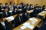 平成25年度 体験入学<平野中学校>【4】