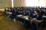 平成25年度 体験入学<平野中学校>【6】