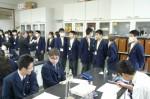 平成25年度 体験入学<平野中学校>【7】