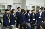 平成25年度 体験入学<平野中学校>【8】