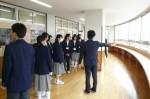 平成25年度 体験入学<平野中学校>【9】