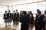 平成25年度 体験入学<平野中学校>【10】
