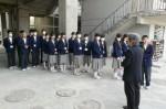 平成25年度 体験入学<平野中学校>【11】