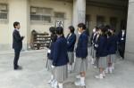 平成25年度 体験入学<平野中学校>【12】