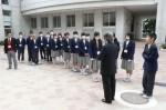 平成25年度 体験入学<平野中学校>【14】
