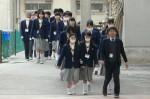 平成25年度 体験入学<平野中学校>【15】