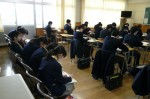 平成25年度 体験入学<平野中学校>【16】
