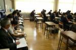 平成25年度 体験入学<平野中学校>【18】