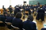 平成25年度 体験入学<平野中学校>【22】