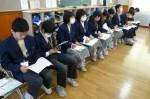 平成25年度 体験入学<平野中学校>【23】