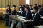 平成25年度 体験入学<平野中学校>【34】