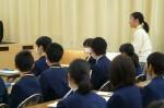 平成25年度 体験入学<平野中学校>【39】