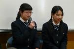平成25年度 体験入学<平野中学校>【40】