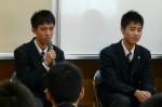 平成25年度 体験入学<平野中学校>【41】