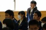 平成25年度 体験入学<平野中学校>【42】