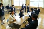 平成25年度 体験入学<平野中学校>【44】