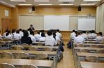 平成26年度体験入学<甘木中学校>【2】