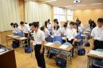 平成26年度体験入学<甘木中学校>【11】