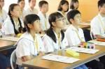 平成26年度体験入学<甘木中学校>【14】