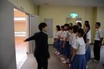 平成26年度体験入学<甘木中学校>【17】