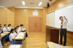 平成26年度体験入学<甘木中学校>【23】