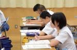 平成26年度体験入学<甘木中学校>【26】