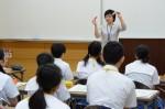 平成26年度体験入学<甘木中学校>【28】