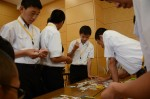 平成26年度体験入学<甘木中学校>【30】