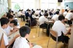 平成26年度体験入学<甘木中学校>【37】
