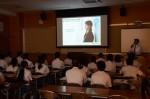 平成26年度体験入学<甘木中学校>【49】